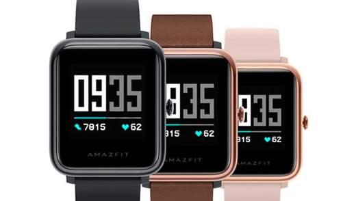 Xiaomi випустила смарт-годинник з фішками як у найновішого Apple Watch