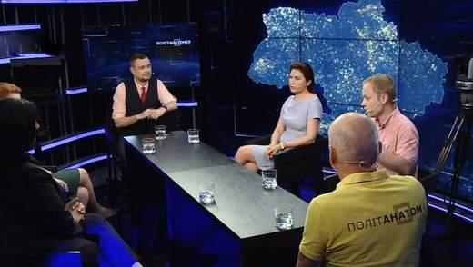 """Брань кандидатки и сомнительная декларация: """"Слуга народа"""" и """"ЕС"""" ответили на острые вопросы"""