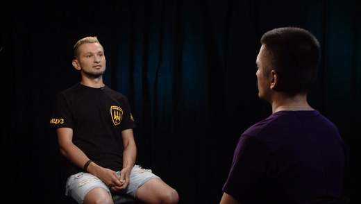 Я засуджував себе, – відверте інтерв'ю з бійцем-гомосексуалом, який воював на Донбасі