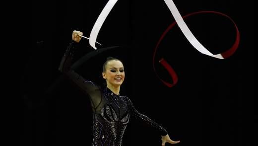 Відома гімнастка Різатдінова балотується до Верховної Ради