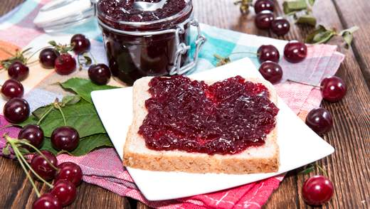 Варення з вишні в мультиварці: смачні ідеї