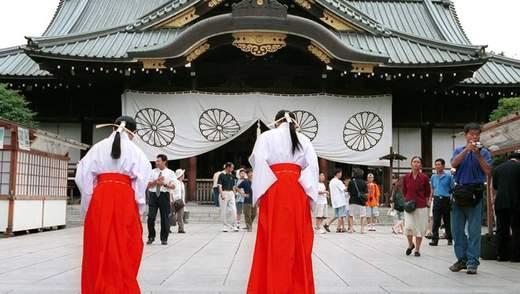 Чому синтоїсти взимку приймають холодну ванну на вулиці: цікаві факти про японську релігію