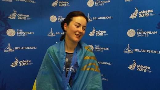 Чемпіонка Європейських ігор публічно посварилася з президентом Федерації велоспорту України