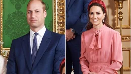 Хитрый принц Уильям и надменная Кейт Миддлтон: пользователи обсуждают фото с крестин Арчи