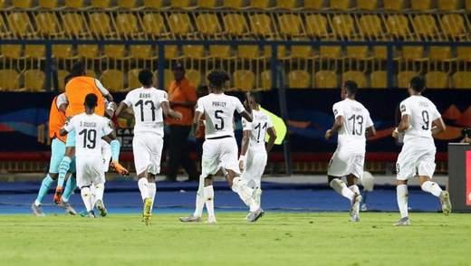 КАН: Заа вивів Кот-д'Івуар у чвертьфінал, Туніс по пенальті переміг Гану (відео)