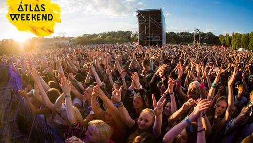 The Chainsmokers, Sinoptik и Курган & Agregat: программа фестиваля Atlas Weekend на 11 июля