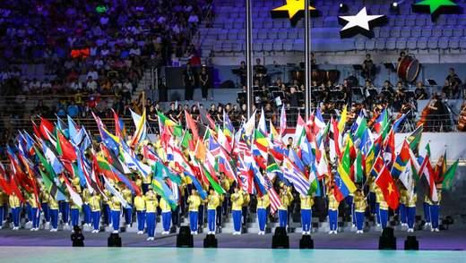 Сборная Украины впервые в истории не попала в топ-10 медального зачета Универсиады