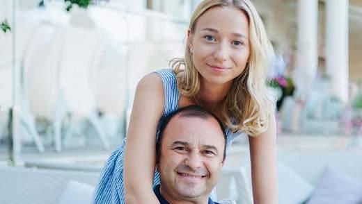 Кохана Віктора Павліка прокоментувала чутки про їхнє таємне весілля