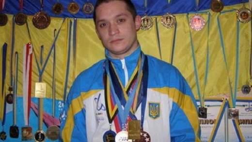 В Днепре загадочно умер 36-летний чемпион Европы по прыжкам в воду