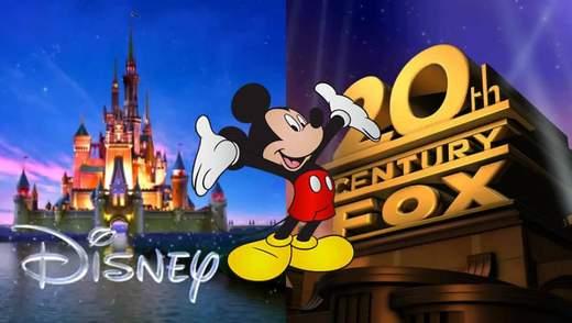 Після купівлі студії Fox компанія Disney призупинила розробку їхніх фільмів: подробиці