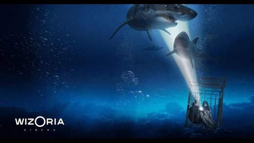 """""""Синя безодня 2"""": трейлер другої частини фільму з кровожерними акулами"""