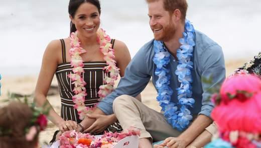 Іспанські канікули: Меган Маркл  відсвяткувала день народження на Ібіці з принцом Гаррі, – ЗМІ