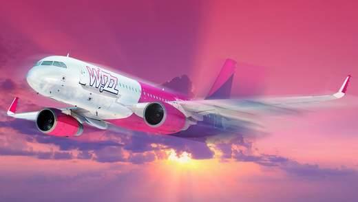 Куди літає Wizz Air з України: нові напрямки та ціни