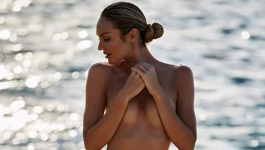 Кэндис Сванепул засветила роскошное загорелое тело: горячее фото