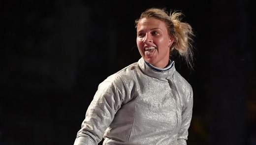 Ольга Харлан рассказала о негласном соревновании с украинским топ-спортсменом