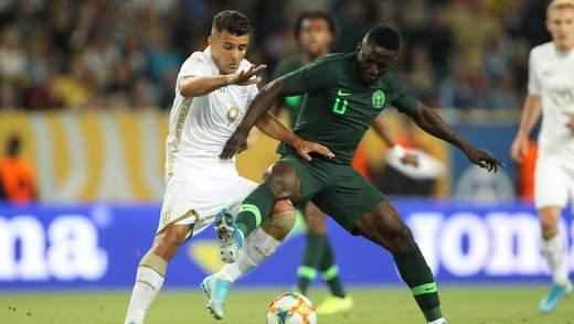 Форвард збірної України прокоментував свою травму у матчі проти Нігерії