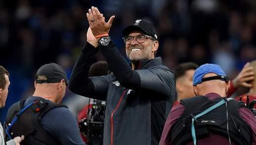 Клопп став найкращим тренером сезону за версією ФІФА