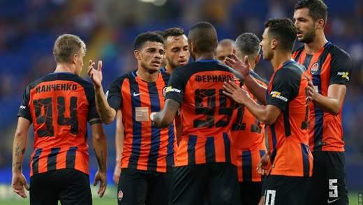 Шахтар – Ворскла: прогноз букмекерів на матч чемпіонату України