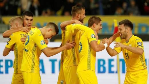 Україна втретє поспіль зіграє на чемпіонаті Європи та вперше вийшла напряму