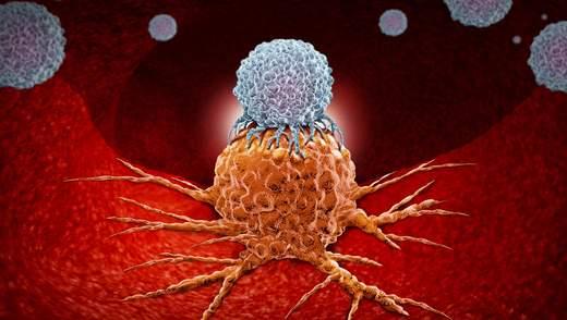 """Імунну систему """"навчили"""" шукати приховані ракові клітини"""