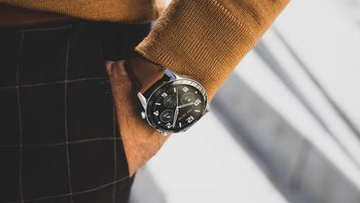 Розумний годинник Huawei Watch GT 2 вже можна замовити в Україні: ціна