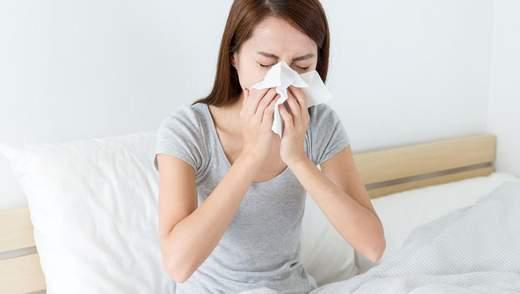 Что лучше: шмыгать носом или сморкаться
