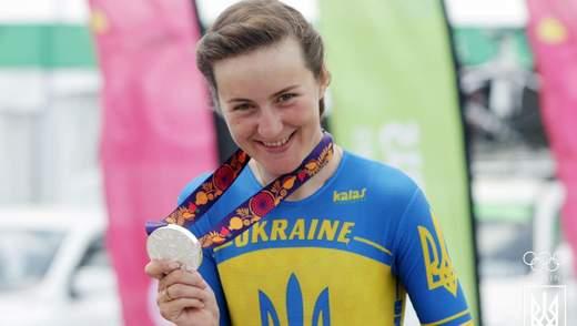 Ганна Соловей принесла Україні другу нагороду на Чемпіонаті Європи з велотреку