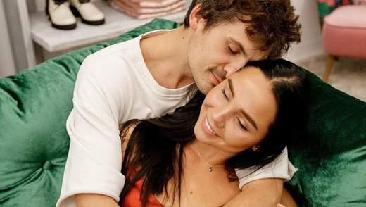 Танцівник Євген Кот зачарував мережу романтичними знімками з дружиною