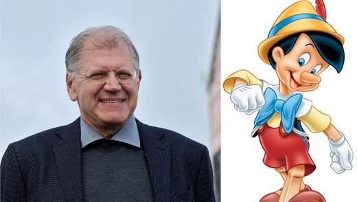 """Режисер Роберт Земекіс перезніме відомий мультфільм від Disney – """"Піноккіо"""""""