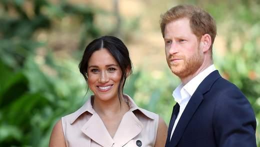 Королівська сім'я проти: принц Гаррі та Меган Маркл викликали обурення серед родичів, – ЗМІ