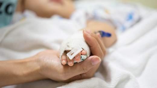Спалах гепатиту в Чернігові: госпіталізовано вже 15 дітей