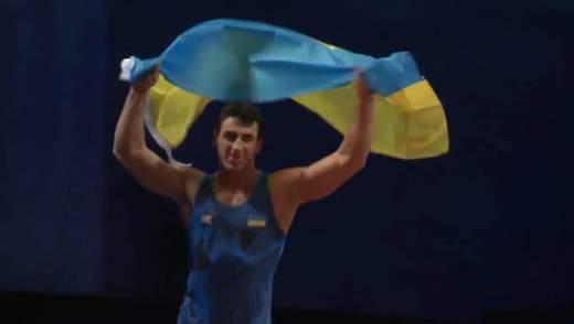 Український борець Семен Новіков – чемпіон світу