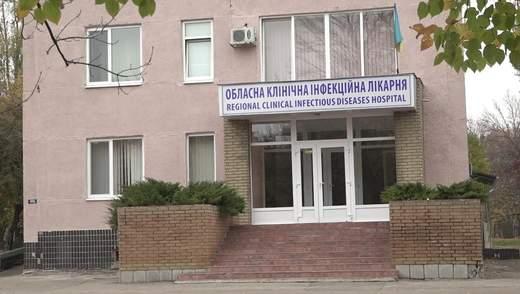 В Харьковской области зафиксировали первый случай дифтерии