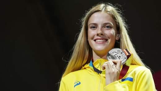 Украинка Ярослава Магучих поборется за звание лучшей молодой легкоатлетки мира