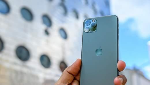Експерти протестували камери iPhone Pro Max