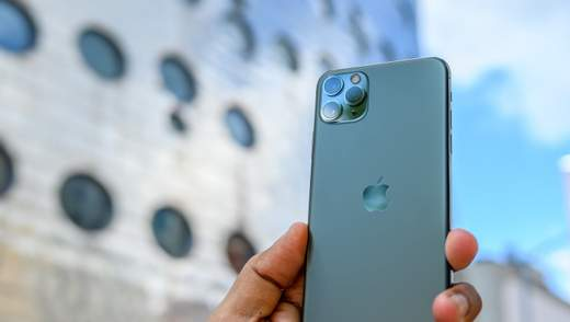 Эксперты протестировали камеры iPhone Pro Max