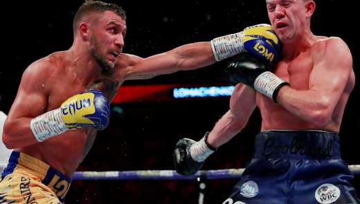 Стал известен гонорар Ломаченко за бой с Кэмпбеллом: боксер поделил деньги с отцом