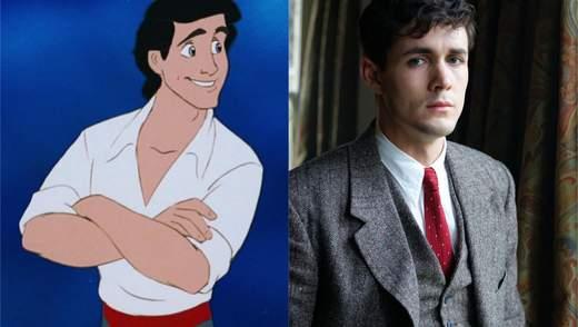 """В Disney нашли принца для """"Русалочки"""""""