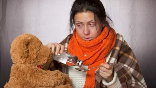 Які поради збільшують ризик захворювання на грип та застуду