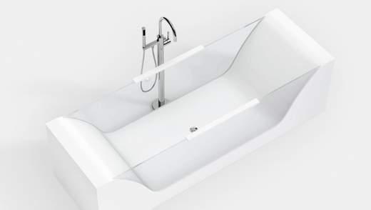 Прозора ванна в інтер'єрі: переваги та варіанти дизайну