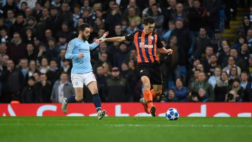 Манчестер Сити – Шахтер: где смотреть онлайн матч Лиги чемпионов