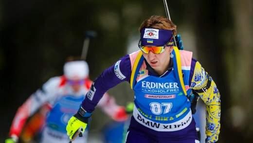 Пидгрушная финишировала 9-й в спринте, Экхофф одержала победу