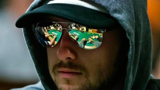 Як сонячні окуляри розсварили зірок покеру