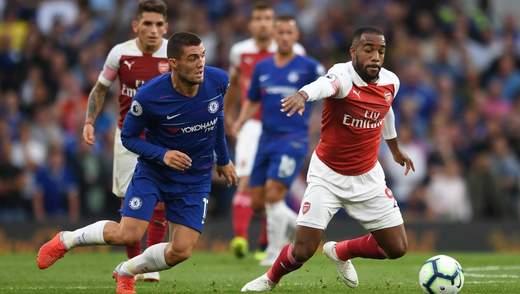 Челсі – Арсенал: прогноз букмекерів на топ-матч АПЛ