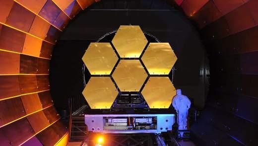 Запуск найпотужнішого телескопа James Webb знову перенесли