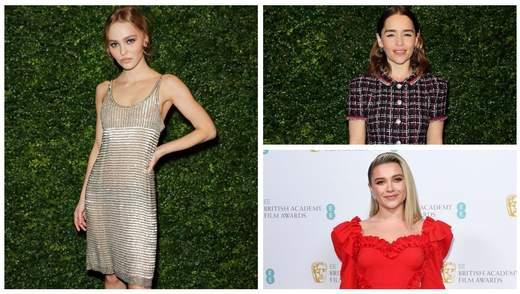 Якими образами вражали зірки на вечірці BAFTA: захоплива підбірка