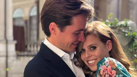 Известна дата свадьбы принцессы Беатрис и Эдоардо Мопелли Моцци