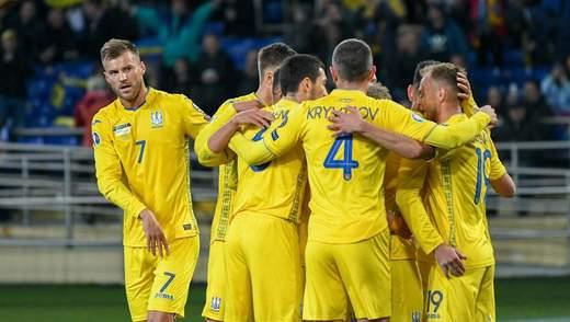 Чемпионат мира по футболу 2022: когда сборная Украины узнает соперников