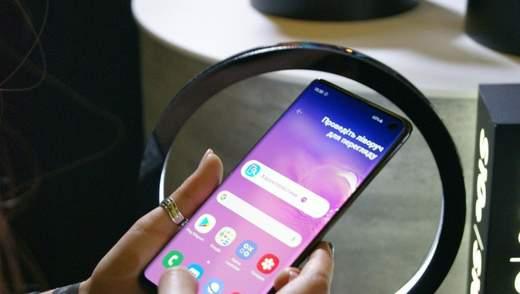 Смартфоны линейки Samsung Galaxy S10 подешевели: новые цены
