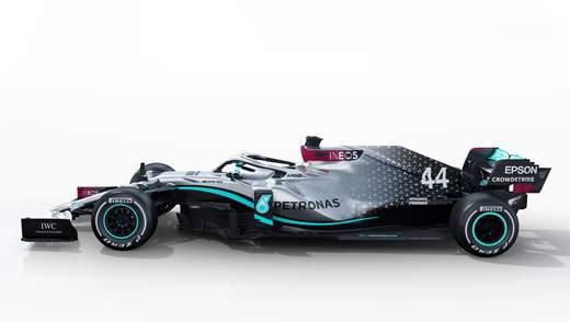 Mercedes представив вид нового боліду для Формули-1: фото